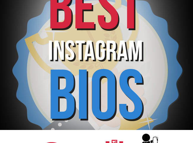 Best Instagram Bio Quotes Beauteous 48 Good Instagram Bios Quotes The Best Instagram Bio Ideas