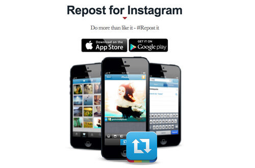 How do you repost on Instagram?